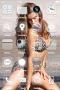 Adriana Lima On Beach Apple IPhone Theme themes