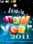 Happy New Year 2011 Theme Free Mobile Themes