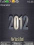 2012 New Year themes