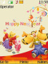Happy New Year themes
