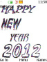 Happy New Year Free Mobile Themes