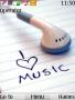 I Love Music Nokia Theme themes