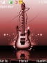 Red Guitar Theme themes