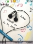 Music Clock Nokia Theme themes