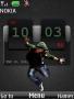 Dancer Clock themes