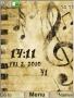 Music Key Clock themes