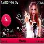 Avril Lavigne Free Mobile Themes