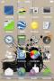 Black Music Headphone Abstract IPhone Theme themes