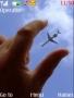 Hand And Air Plane Nokia Theme themes