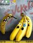 Crazy Banana Theme themes