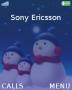 Snowman Free Mobile Themes
