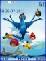 Angry Bird Rio themes