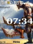 God Of War Nokia S40 Theme themes