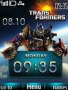 Transformer Clock Free Mobile Themes