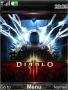 Diablo Fighter S40 Theme themes