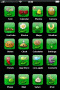 Plants VS Zombies IPhone Theme themes