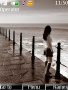Alone Girl Theme themes
