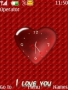 Heart Clock Nokia Theme themes