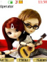 Lover Nokia Theme Free Mobile Themes