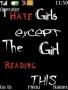 I Hate Girlz Theme themes