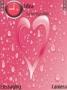 Rain On Heart Nokia Theme Free Mobile Themes