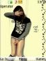 GIRL HIDDEN Nokia Theme themes