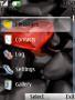 Red Nokia Heart Theme themes