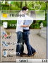 Love Couple Nokia Theme themes
