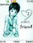 I Want Friend Love Theme themes