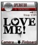 Loves Me Theme Free Mobile Themes