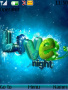 Love Night Theme themes