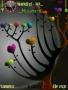 3D Hearts Theme themes