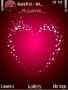 Beautiful Heart Theme Free Mobile Themes