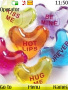 Love Hearts Theme Free Mobile Themes