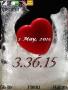 Heart Clock Theme themes