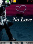 No Love Theme Free Mobile Themes
