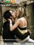 Hot Couples Kiss themes