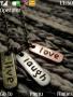 Love Life Live themes