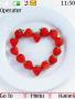Strawberry Heart themes