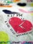 Heart Clock themes
