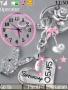 Love Dual Clock themes