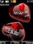 Heart Clock Free Mobile Themes
