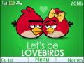 Love Birds S40 Theme themes