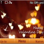 Happy Valentines Day C3 Nokia Theme themes