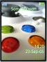 Colorful Buttons  Free Mobile Themes