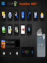 Dark Nokia Maemo Theme themes