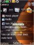 Nokia SX2 Theme themes