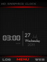 Hd Graphics Clock themes