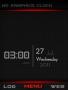 Hd Graphics Clock themes