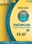 Nokia Dual Clock themes